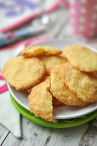 gluténmentes sajtos tallér recept