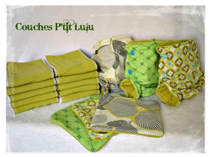 Couches Lavables P'tit Lulu.     www.ptitlulu.fr