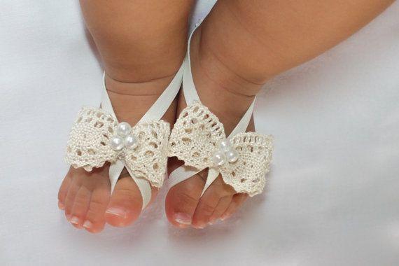 Beige sandalia pies descalzos pies descalzos sandalia de