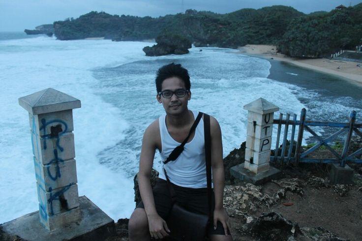 Kukup beach, Yogyakarta