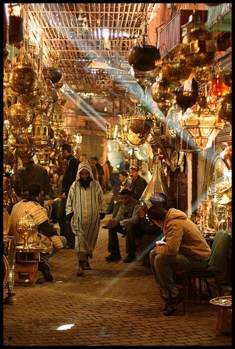 El souk - Marrakech