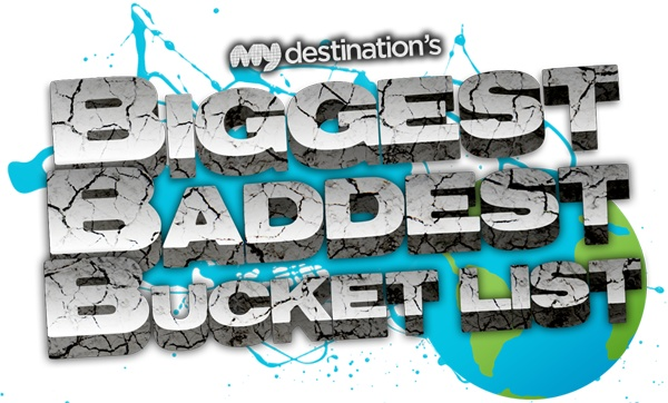 Biggest Baddest Bucket List Contest >>> This is a killer contest! 6 months paid trip around the world AND 50k when you get back!!!