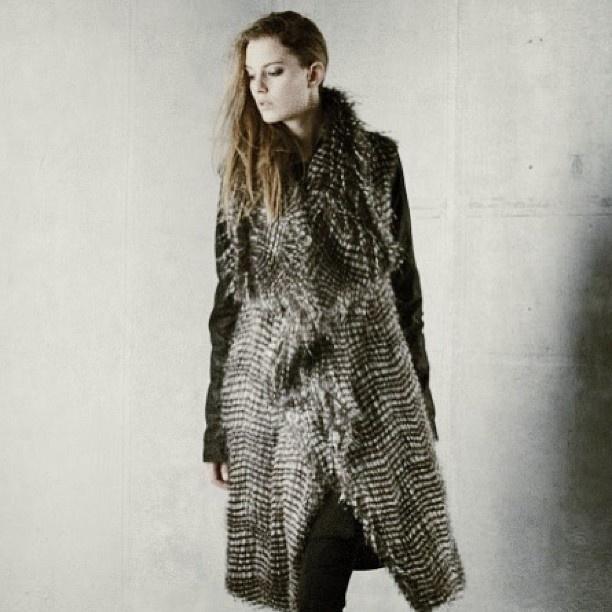 #malloni #collection fw 13/14 #lookbook #look #fashion #style #coat #mallonionstage
