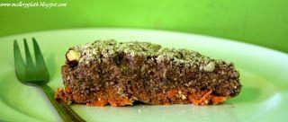 Greenpolis: Ciasto czekoladowo-orzechowe (wegańskie, na szybko, bez pieczenia)