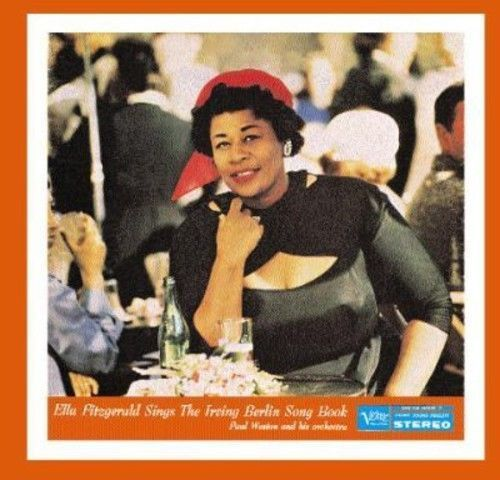 Ella Fitzgerald  Sings the Irving Berlin Song Book [New CD] UK  Import