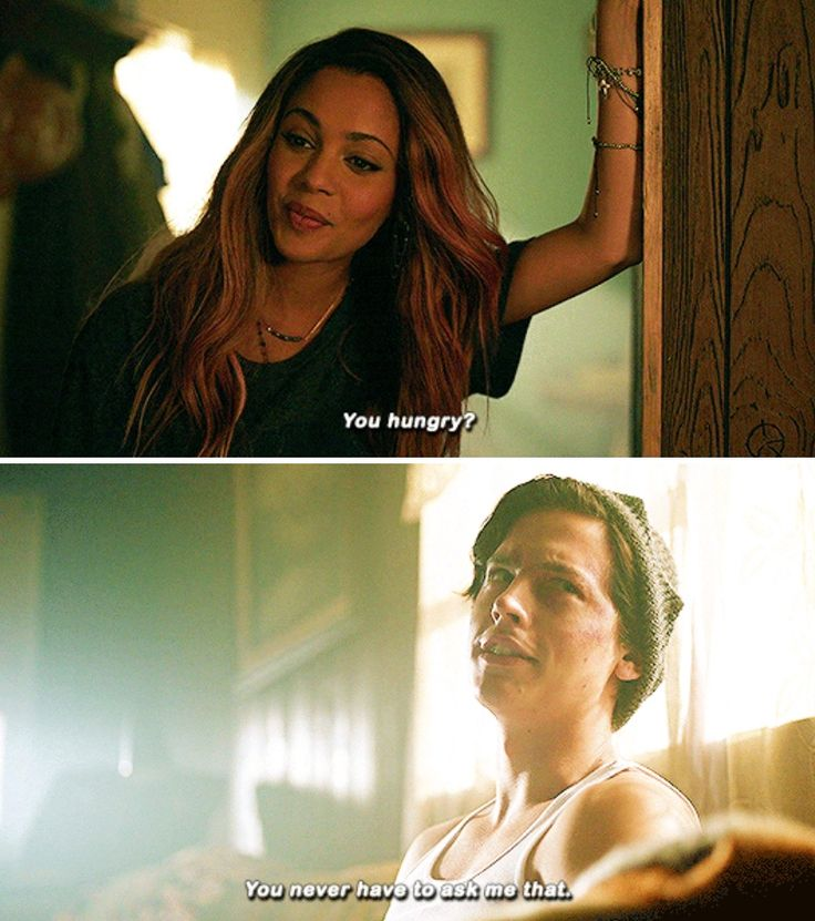No TONI! You don't deserve him if you don't know that he's always hungry.