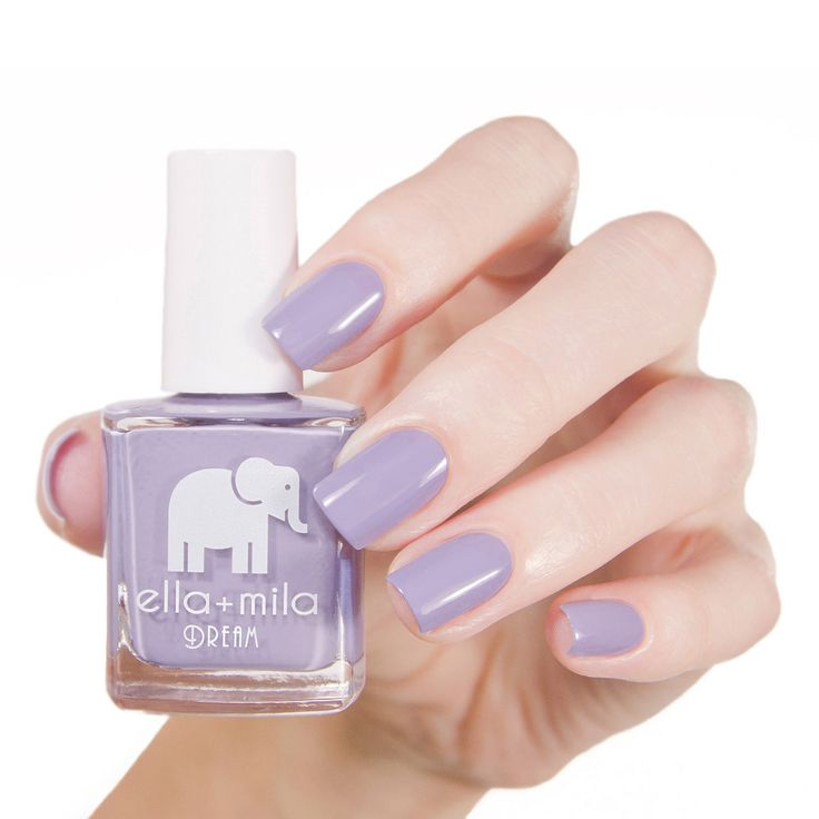 This stunning lilac creme polish is sure to please your nails with its beauty. Collection: Dream