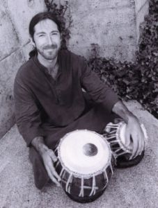"""Ty Burhoe @ the first elephant talk show: """"The Meaning of Music."""" * """"When I sit with my instrument, it's about that process of returning again and again into myself..."""" Nov 21, 2008"""