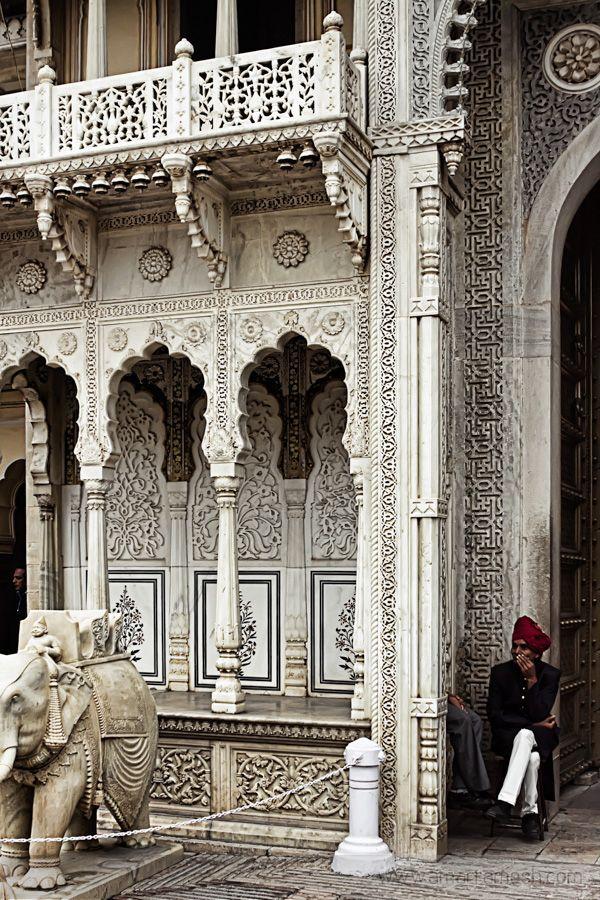 Rajasthan Palace, India