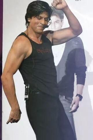 Shah Rukh Khan - He is a great dancer