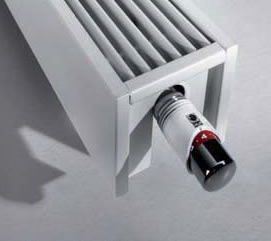 low radiator for under window seat