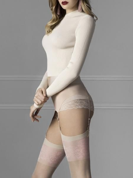 Storia (Italian: story) is a line of delicate, sensual tights and stockings created for women who want something extra special for all those occasions which require simply the best.  SHOP THE COLLECTION: https://lussuria.eu/collections/stockings?constraint=fiore