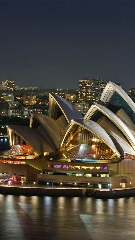 Sydney opera house creative play area