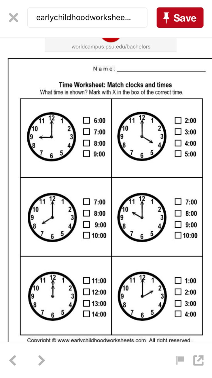 worksheet Telling Time Flashcards 557 best ura images on pinterest school telling time and printable matching clocks look at these choose the correct for each clock