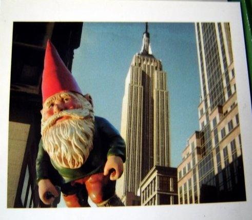 Amelie Movie Gnome