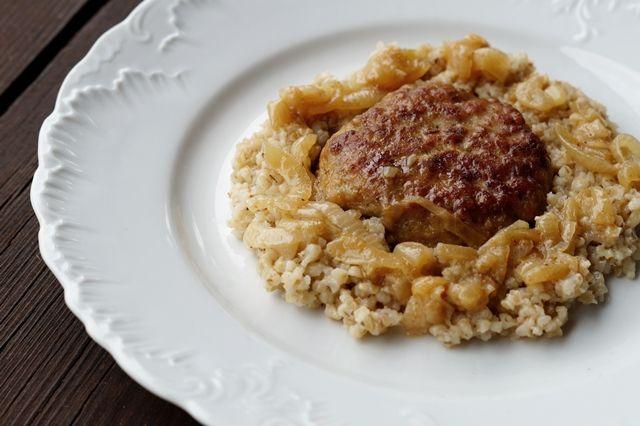gotować! - Zrazy wieprzowe z duszoną cebulką