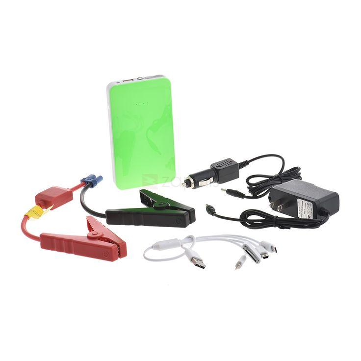 12V 6800mAh Multi-Function Jump Starter for Car Emergency Power
