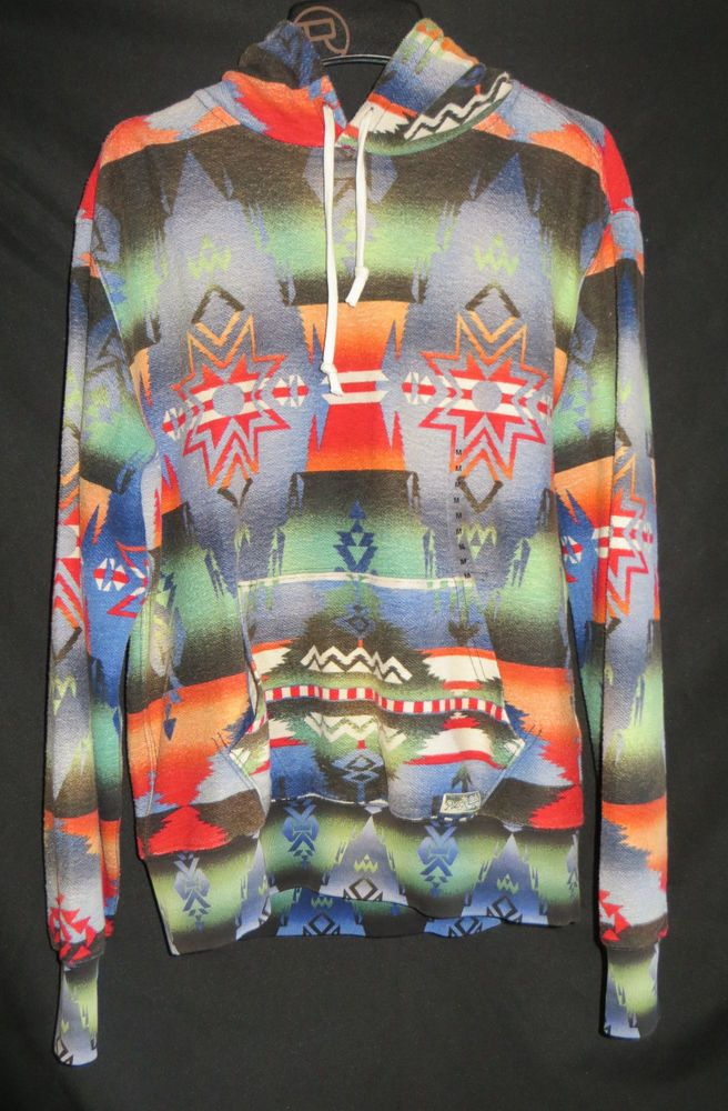 Polo Ralph Lauren Mens Beacon Tribal Southwestern Native