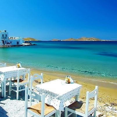 Paros island,Greece - Windsurfing #honeymoon