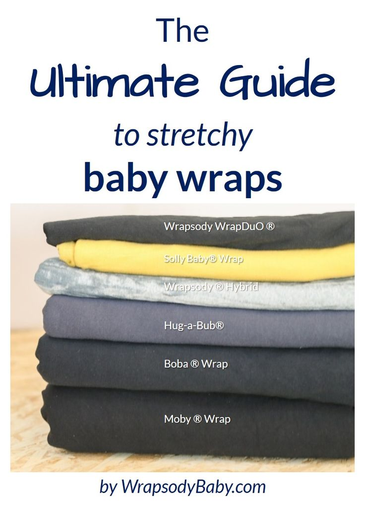 Wish you were an expert on stretchy wraps? Now you can be! https://wp.me/p6dLWX-1rk