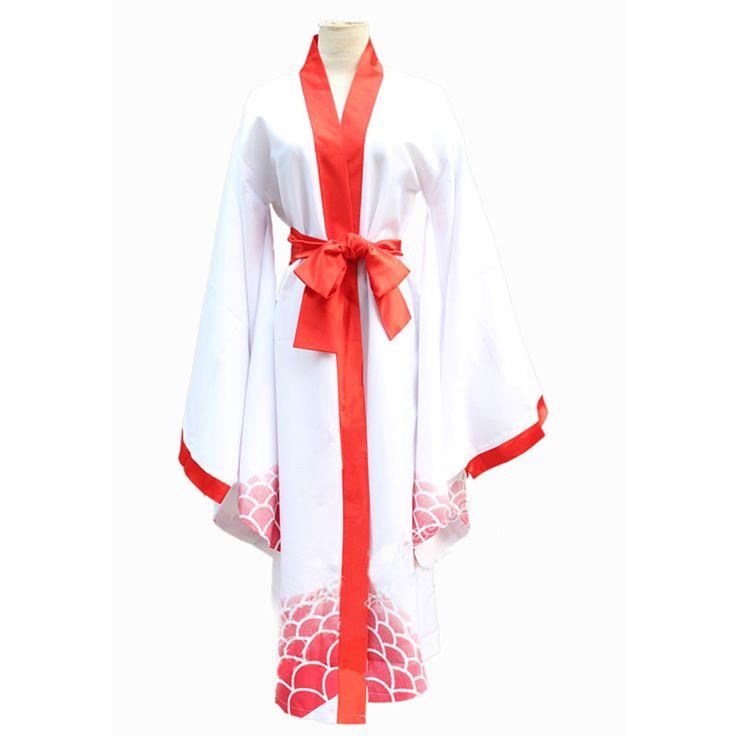 New Hzuki No Reitetsu Halloween Party Costume Adult Cos Kimono Cosplay Animation Costume Yukata Clothing  Free Shipping 18 #Affiliate