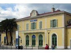 TER Paca - SNCF - Informations pratiques sur la gare de Aubagne
