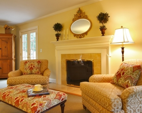 49 best images about french country living rooms on - French decorating ideas living room ...