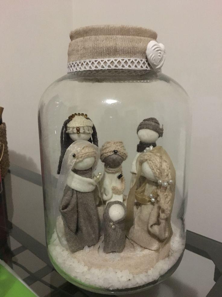 Nativity Jar