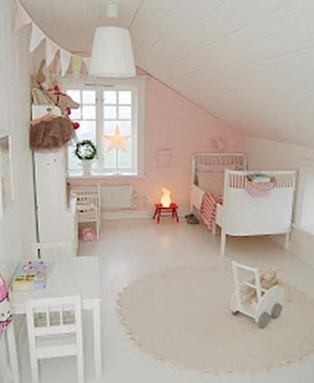 17 mejores im genes sobre en rosa habitaciones de beb en - Habitacion infantil rosa ...