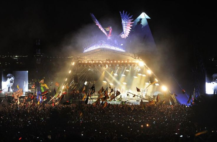 Yes you can still get tickets to Glastonbury - and have your bell boy carry them