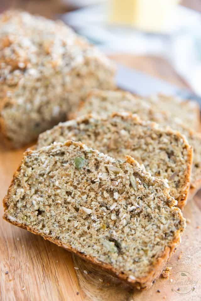 Multigrain Buttermilk Bread Recipe Buttermilk Recipes Bread Buttermilk Bread