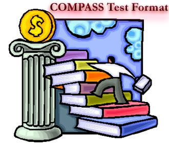 COMPASS Test Format and structure