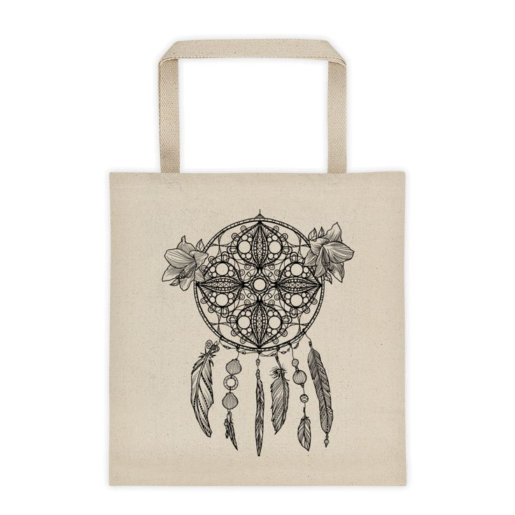 Dream-catcher - Canvas bag