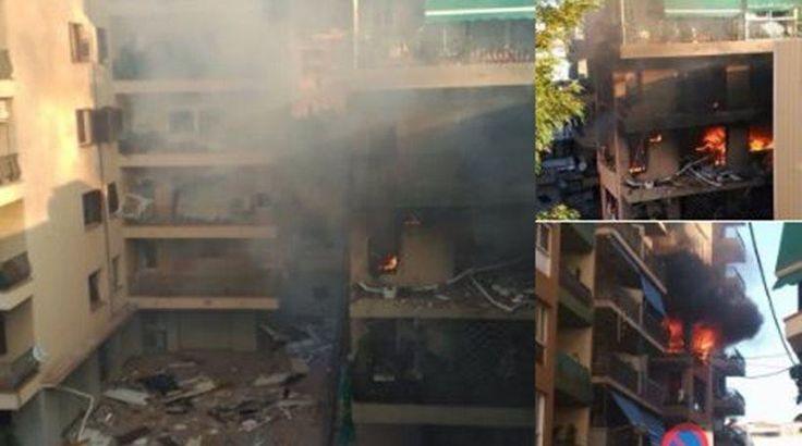 Ισπανία: Έκρηξη με ένα νεκρό και 14 τραυματίες σε κτίριο κοντά στη Βαρκελώνη > http://arenafm.gr/?p=238768