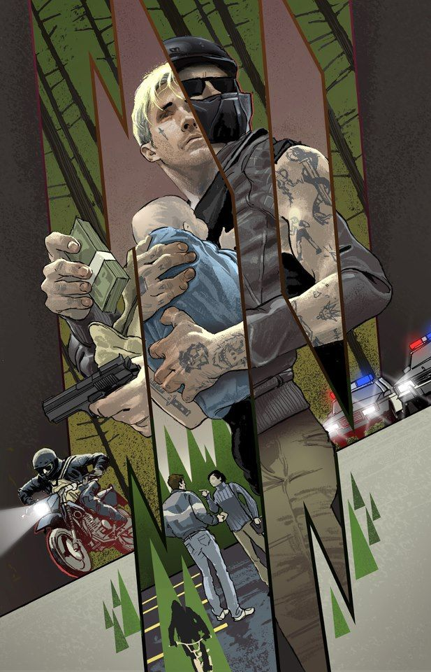 Awesome Fan Art for The Place Beyond The Pines