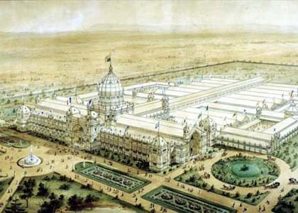 The Royal Exhibition 1880