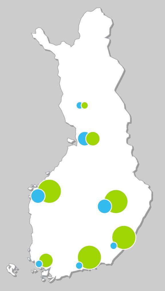 Pollenprognos Finland | Norkko | Siitepöly