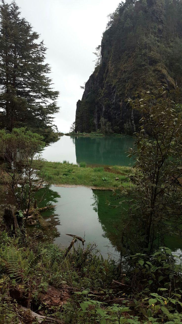 Laguna Magdalena Huehuetenango, Guatemala