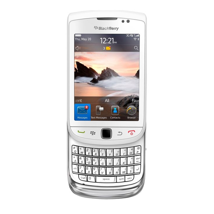 Blackberry Torch 9810 Unlocked GSM OS 7 Cell Phone