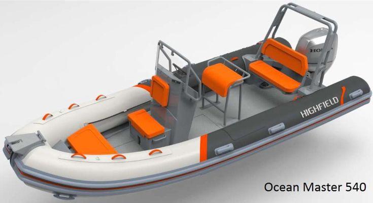 2017 Highfield OM-540 Power Boat For Sale - www.yachtworld.com