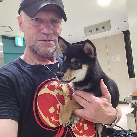 the walking dead Michael Rookerの画像 プリ画像
