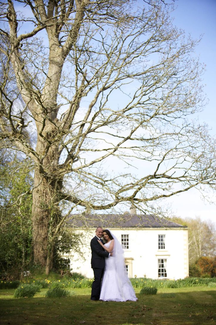 Laura & Greg's wedding at Castle Grove Country House Hotel, Donegal