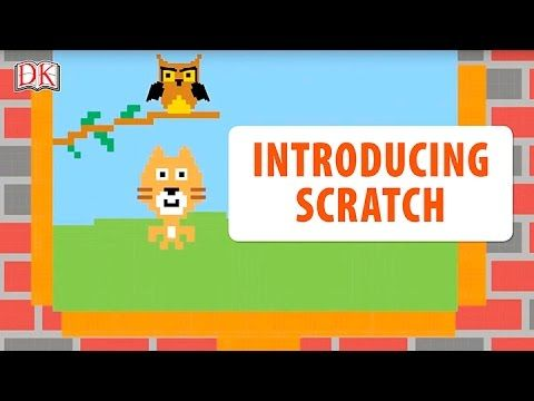 Computer Coding Games for Kids: Introducing Scratch - great for Scratch vocab…