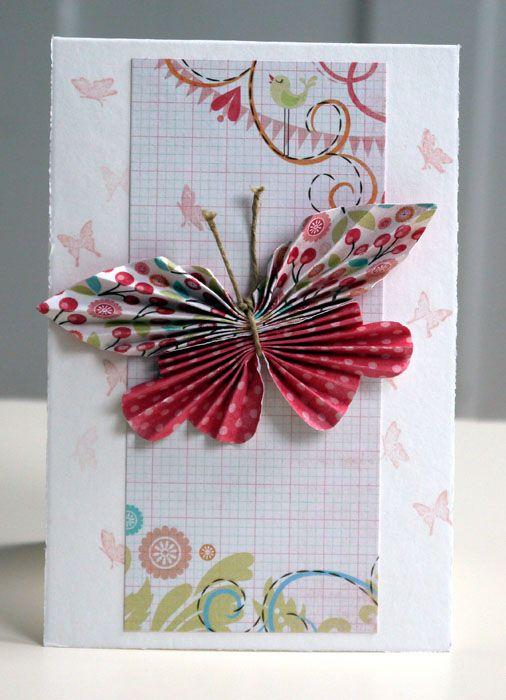 Blütenstempel: Butterfly