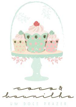 Coconut and Vanilla Pastry/Dessert Blog