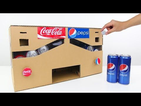 How to Make Magic Coin Box - Piggy Bank for Kids - YouTube