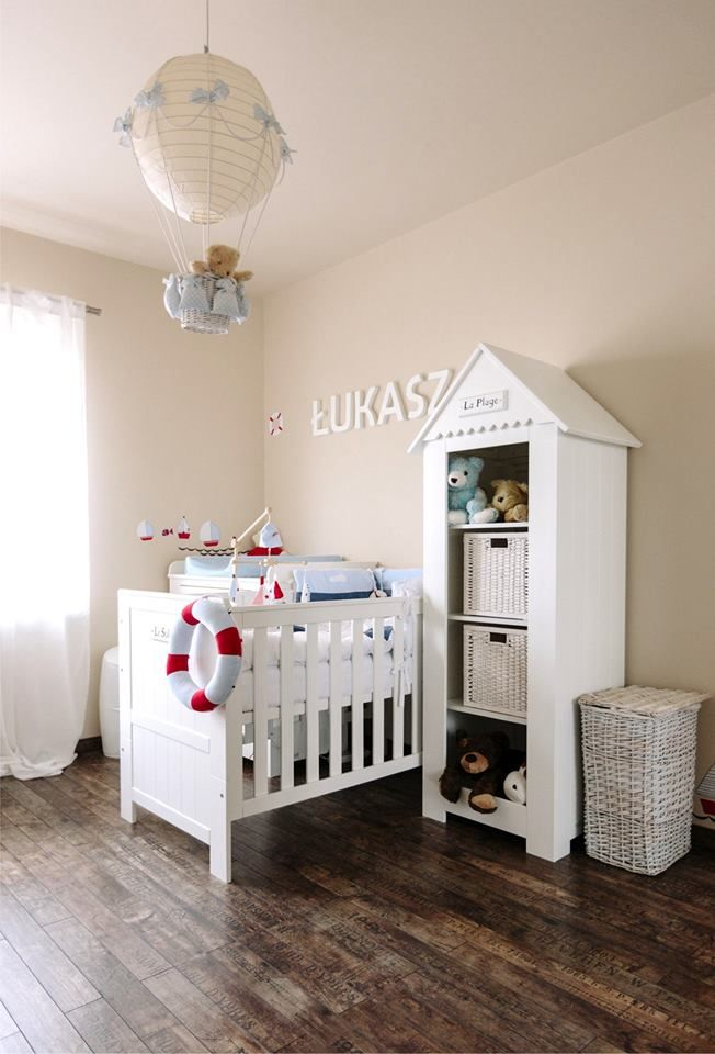 Pokój Łukasza/ Kolekcja Marsylia/ Pracownia Architektoniczna Katarzyna Uszok