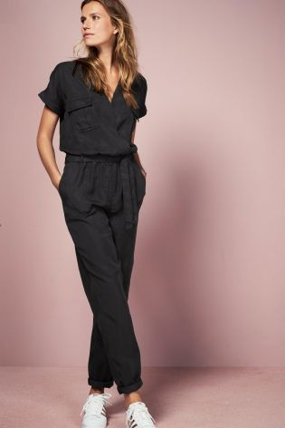 Buy Charcoal Jumpsuit from the Next UK online shop