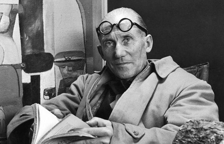Le Corbusier in 1965