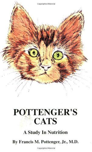 Pottenger's Cats: A Study in Nutrition by Francis Marion Pottenger Jr. http://www.amazon.com/dp/0916764060/ref=cm_sw_r_pi_dp_23gkvb0F2S4D7